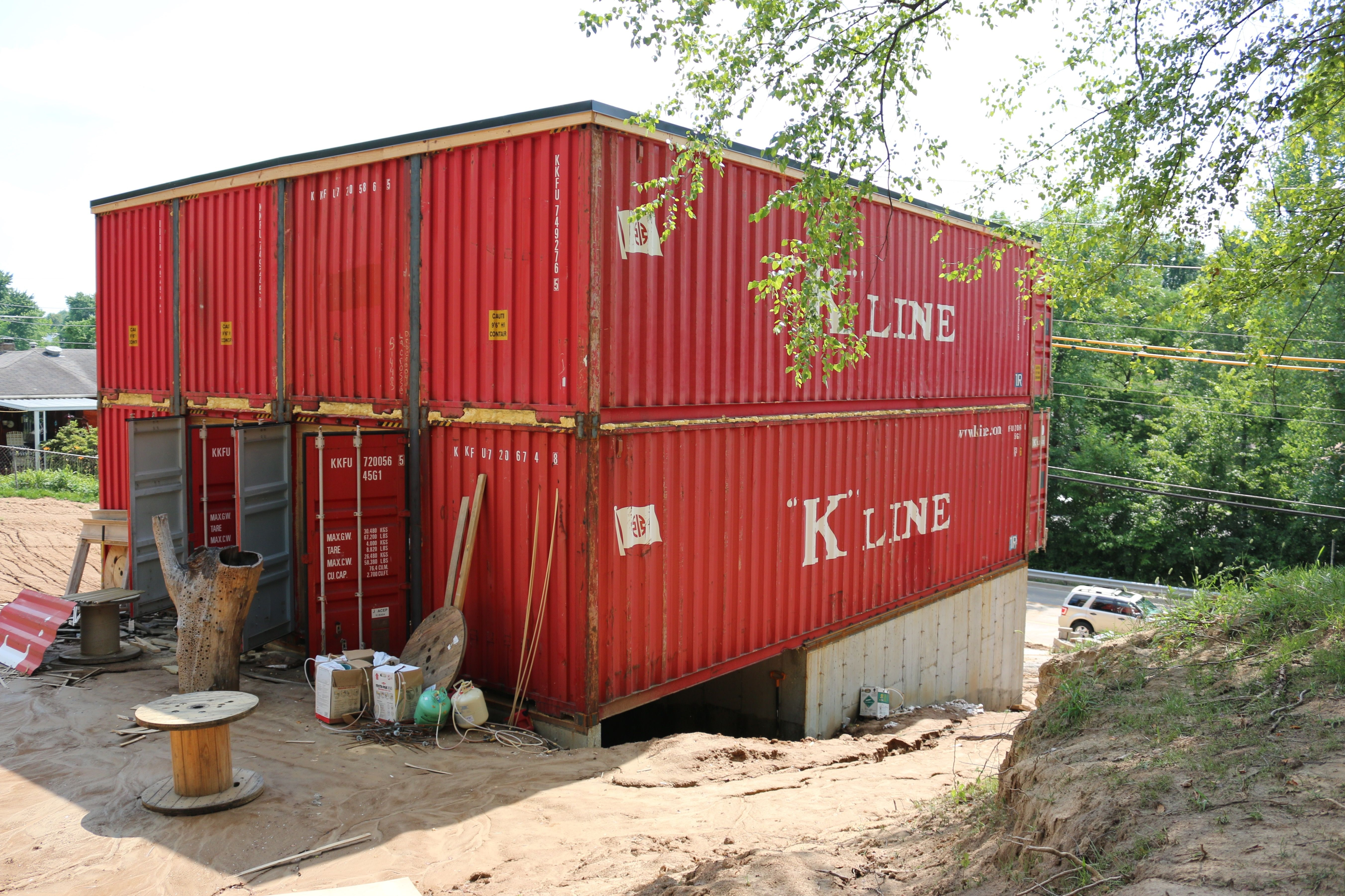 Conex House Plans   Conex Houses   Shipping Crates for ...