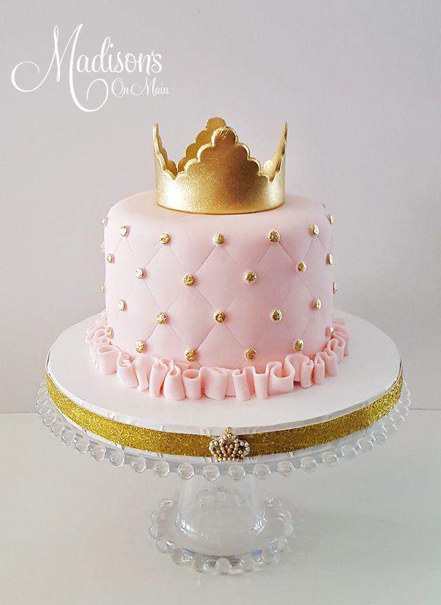 Astonishing 1St Birthday Princess Cake Princess Cake Doll Cake Cake Personalised Birthday Cards Sponlily Jamesorg
