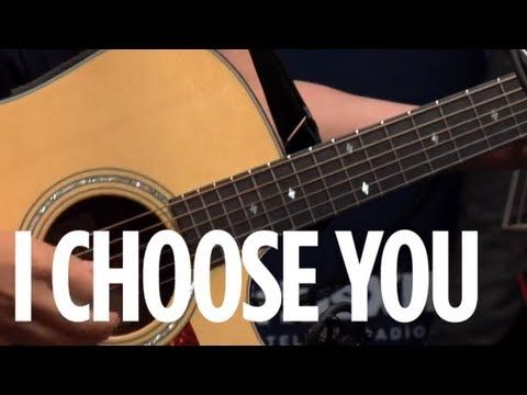 "▶ Sara Bareilles ""I Choose You"" // SiriusXM // The Blend - YouTube"