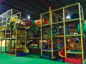 Indoor Playground Chicago