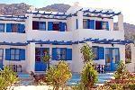 Tilos. Hotell Livadia Beach