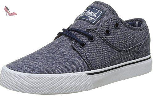 Mahalo - Chaussures de Skateboard - Chaussures de Skateboard - Homme - Noir (Black Chambray) - 40 EUGlobe OzN4OzdXX