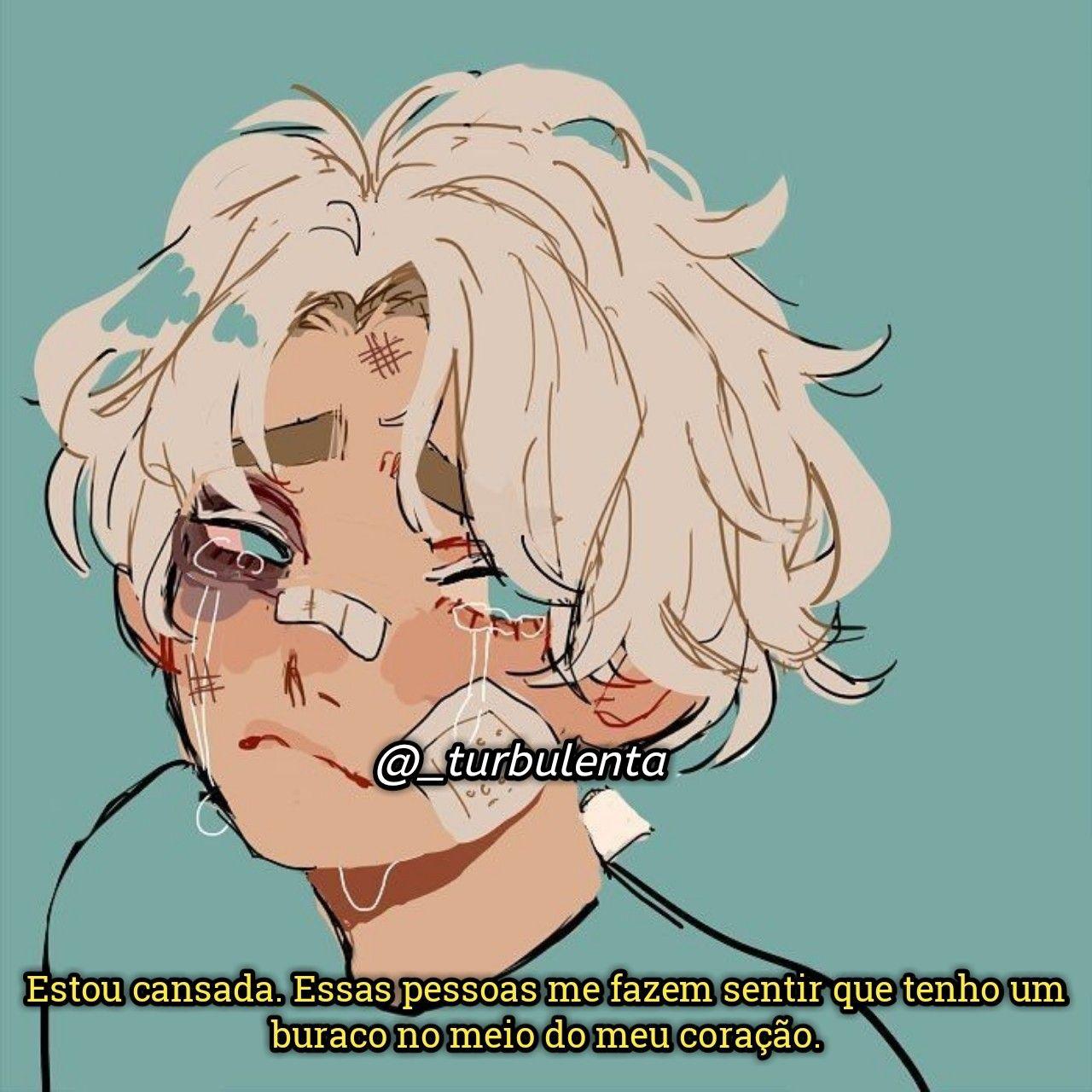 Cute Anime Aesthetic Boy