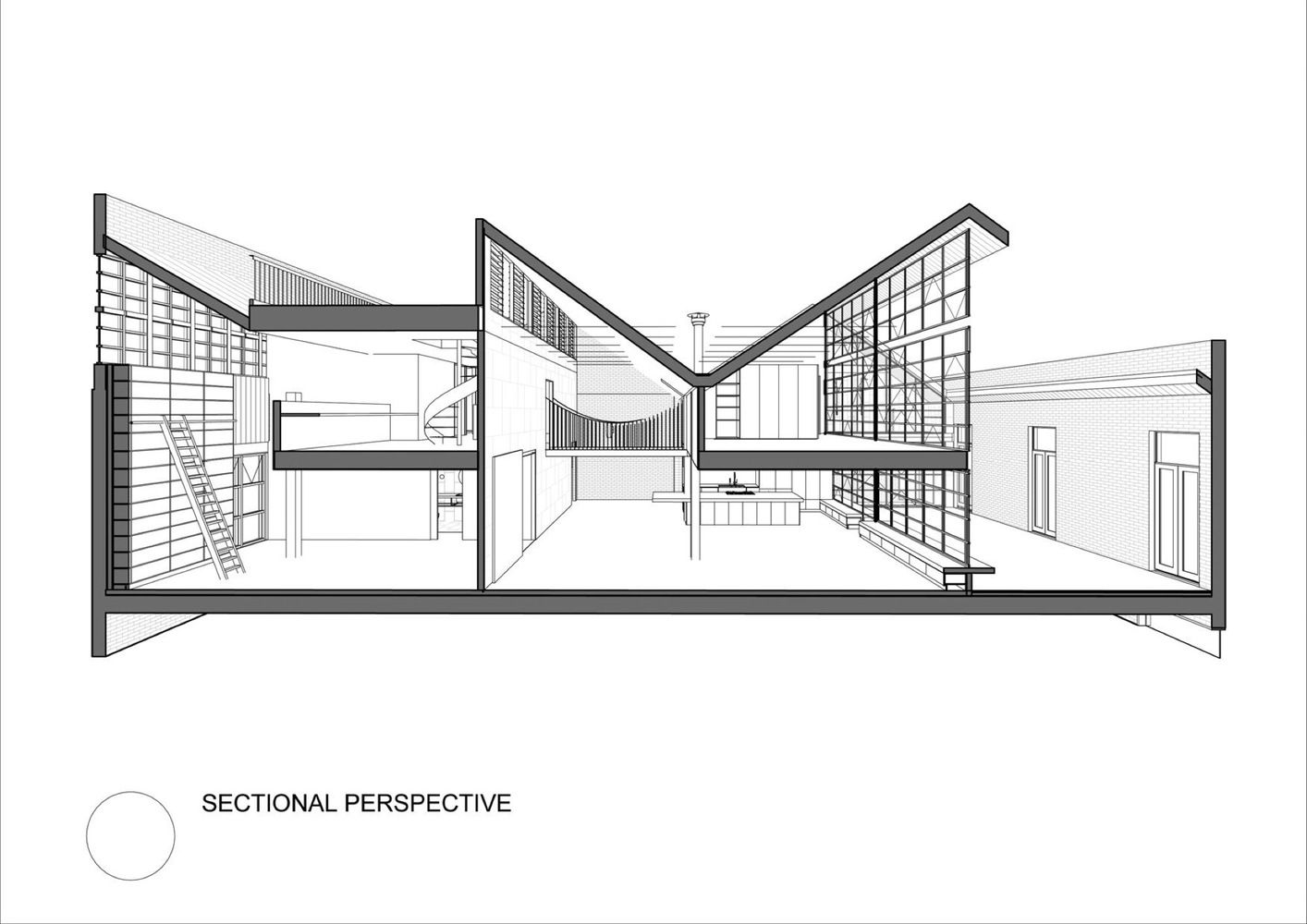 Gallery Of Fitzroy Loft Architects Eat 20 Architect Interior Design Drawings Architecture Plan