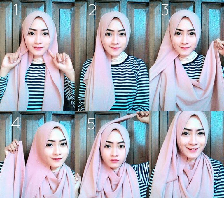 Job2gobackend Hijab Tutorial Tutorial Hijab Pesta Hijab Style Tutorial