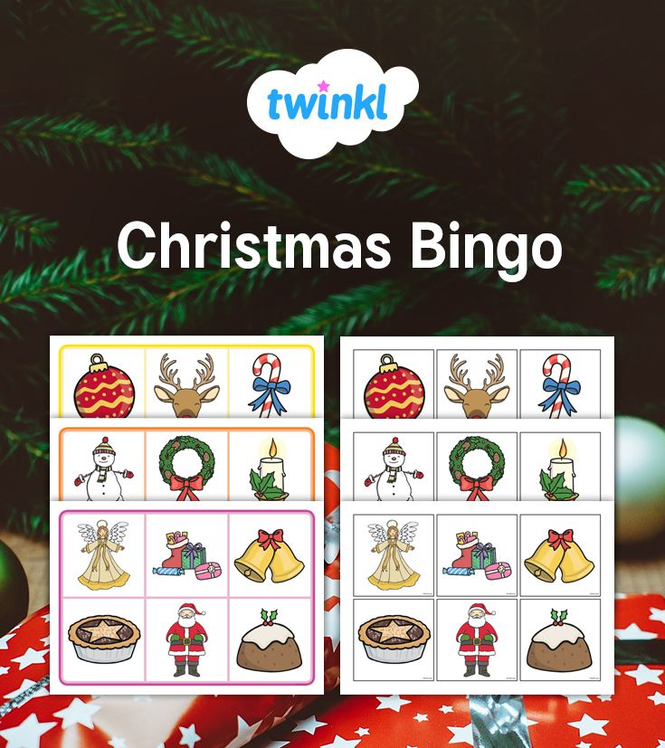 This Fun Bingo Matching Game Helps To Reinforce The Key