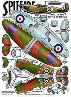 Supermarine Spitfire : http://www.fiddlersgreen.net/models/Aircraft/Supermarine-Spitfire.html