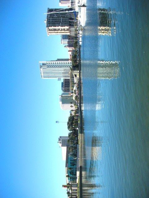 st.petersburg,fla | Mahaffey Theater & downtown, St Petersburg, FL