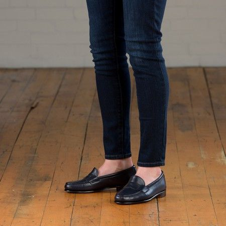 Elizabeth Penny Loafer - Loafers - Women's | Loafers for women, Loafers,  Penny loafers