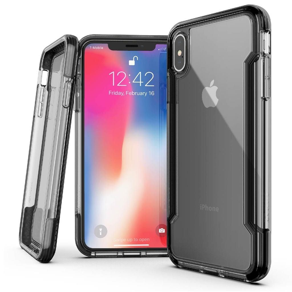 XDoria Defense Clear iPhone XS Max Cases T mobile