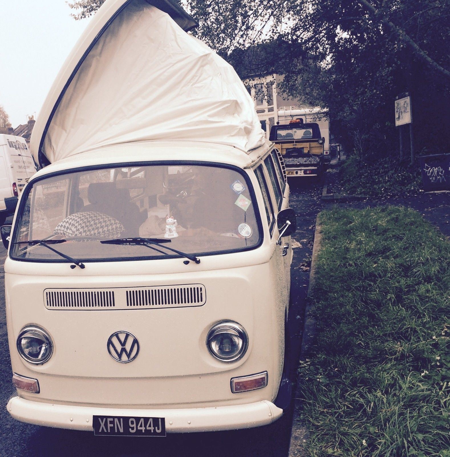 Volkswagen Type 2 Camper Dormobile From 1971 This Is A Great