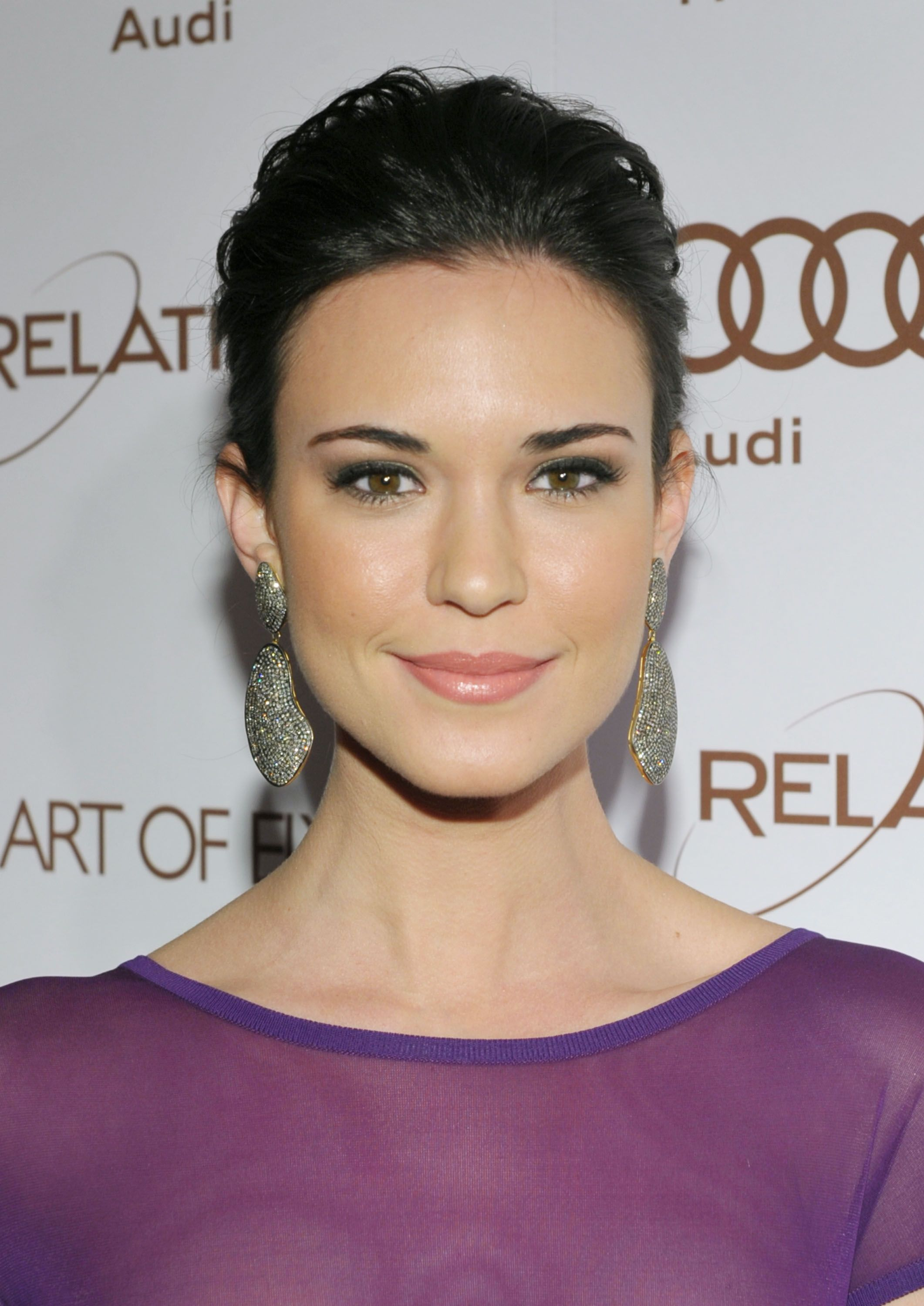 Odette Annable Celebrities Odette annable, Natural