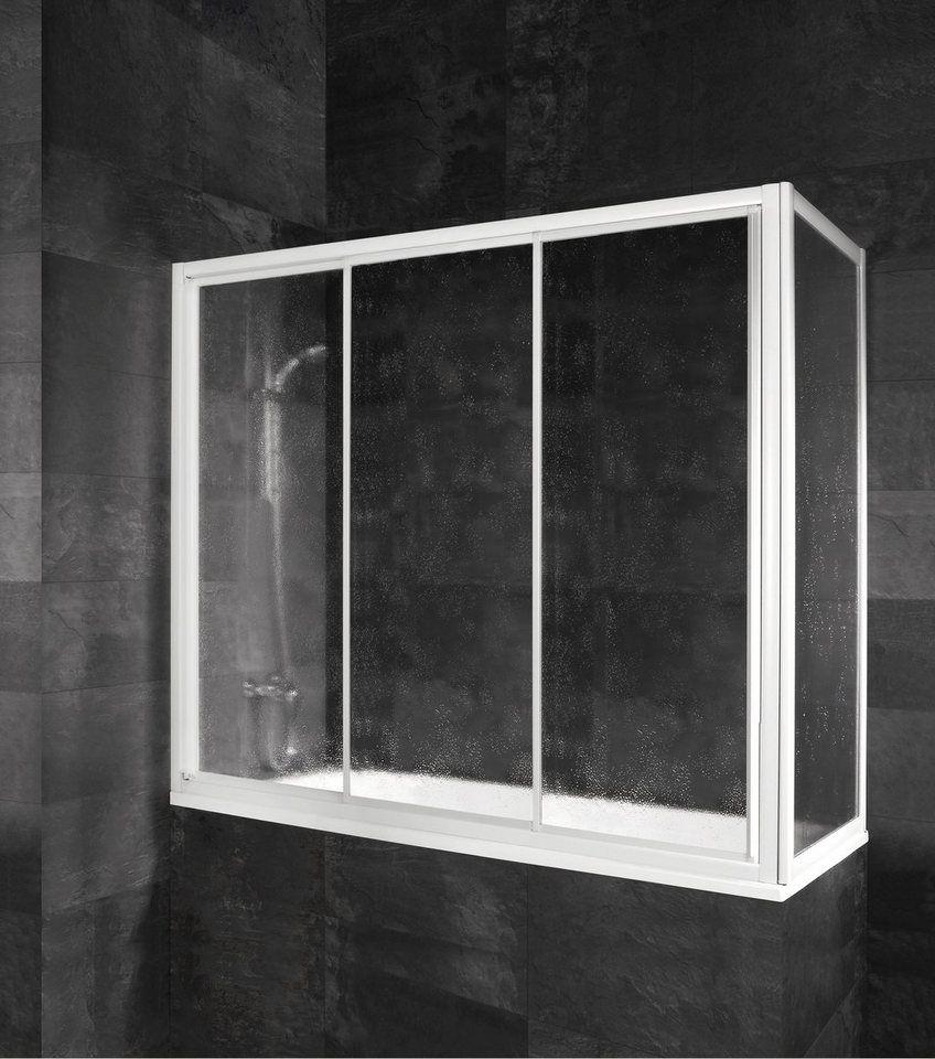 SCHULTE Badewannenaufsatz »Liane«, 80 x 140 cm