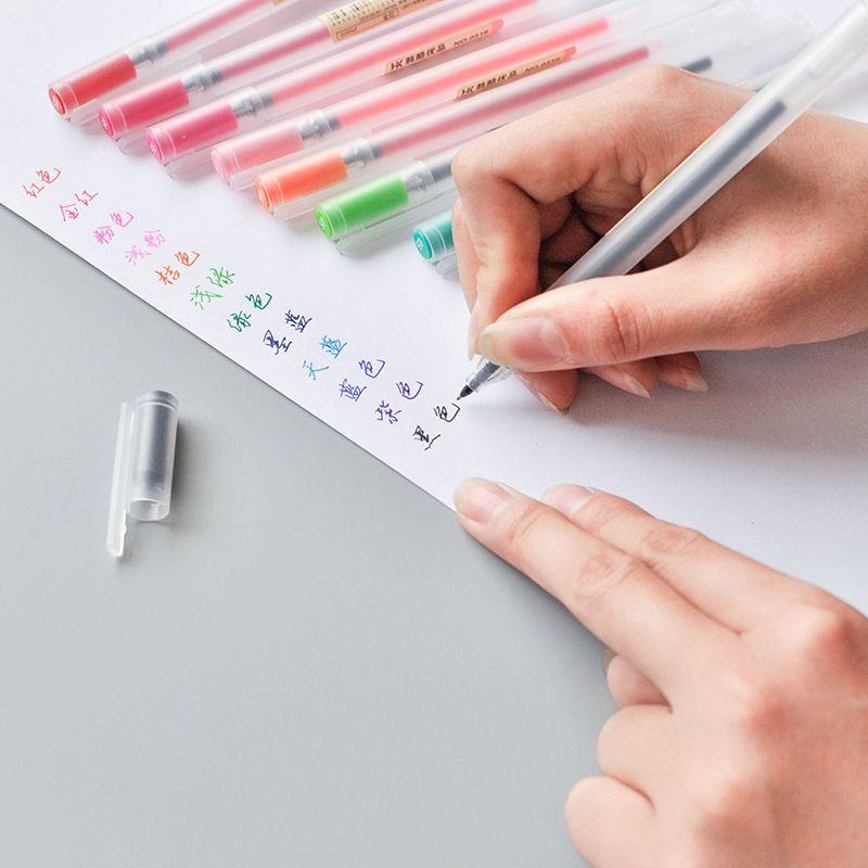 Office & School Supplies Frank Desk Lamp Design Ballpoint Pen 0.7mm Blue Ink Signature Pen School Office Supplies Pen For Writing Kawaii Stationery Novelty Pens, Pencils & Writing Supplies
