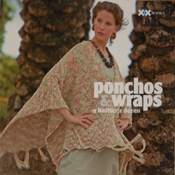 All About Yarn | Ponchos & Wraps: A Knitter's Dozen