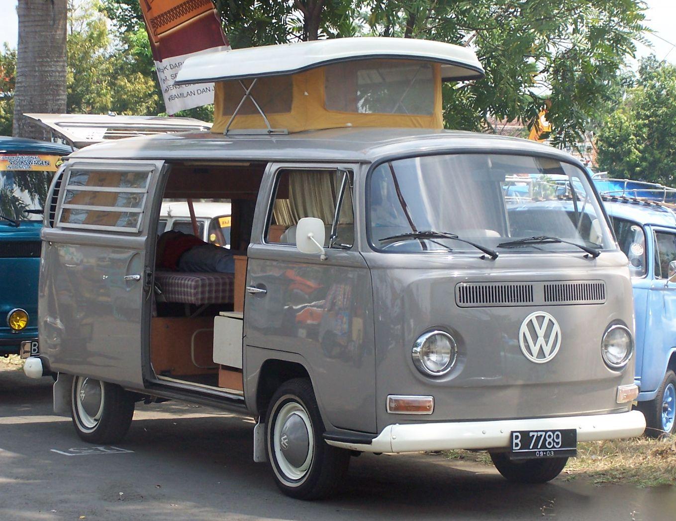 vintage volkswagen indonesia volkswagen type 2 bus. Black Bedroom Furniture Sets. Home Design Ideas