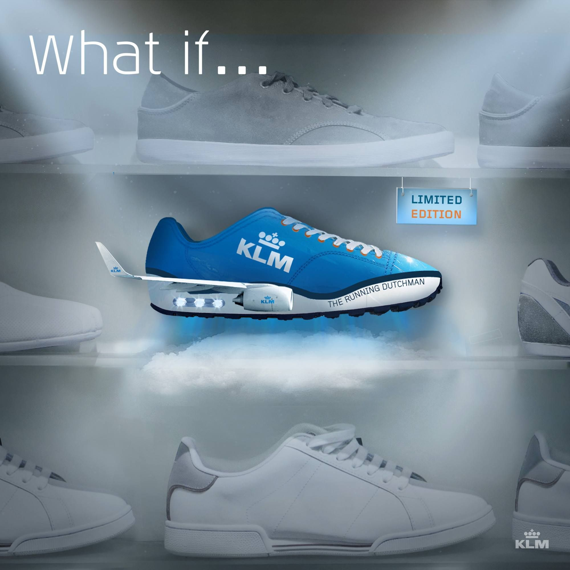 best service 43ea7 0bc22 Hi Nike! How about a running Dutchman, with a little bit of air