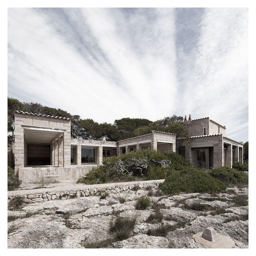 Berühmte Architektur jørn utzon can lis 1972 mallorca mediterranean rustic
