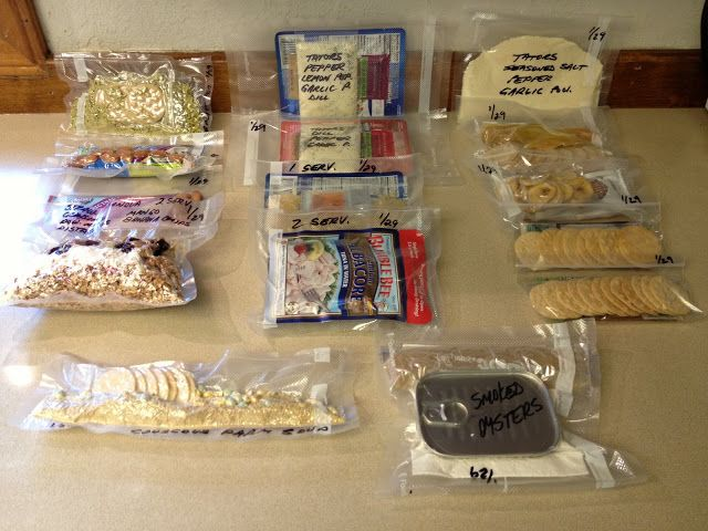 T.R.E.A.D. OUTDOORS: SUCK IT UP - HOMEMADE BACKPACKING MEALS