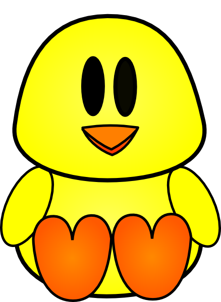 chicks cartoon pictures baby chick clip art vector clip art rh pinterest com chicken clip art free chicken clip art free
