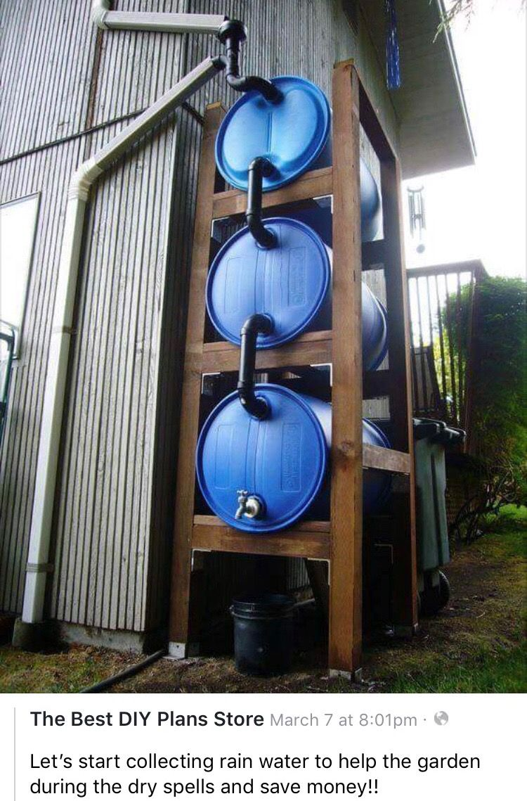 Pin By Gigi On House Ideas Water Collection Shed Rainwater Harvesting