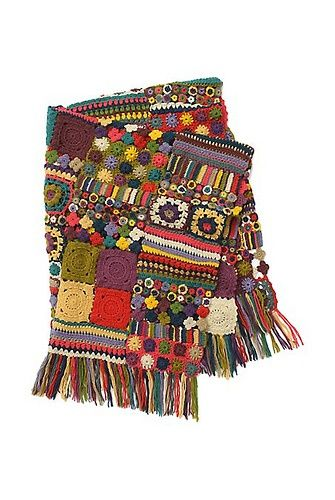 Wow blanket- Anthropologie.