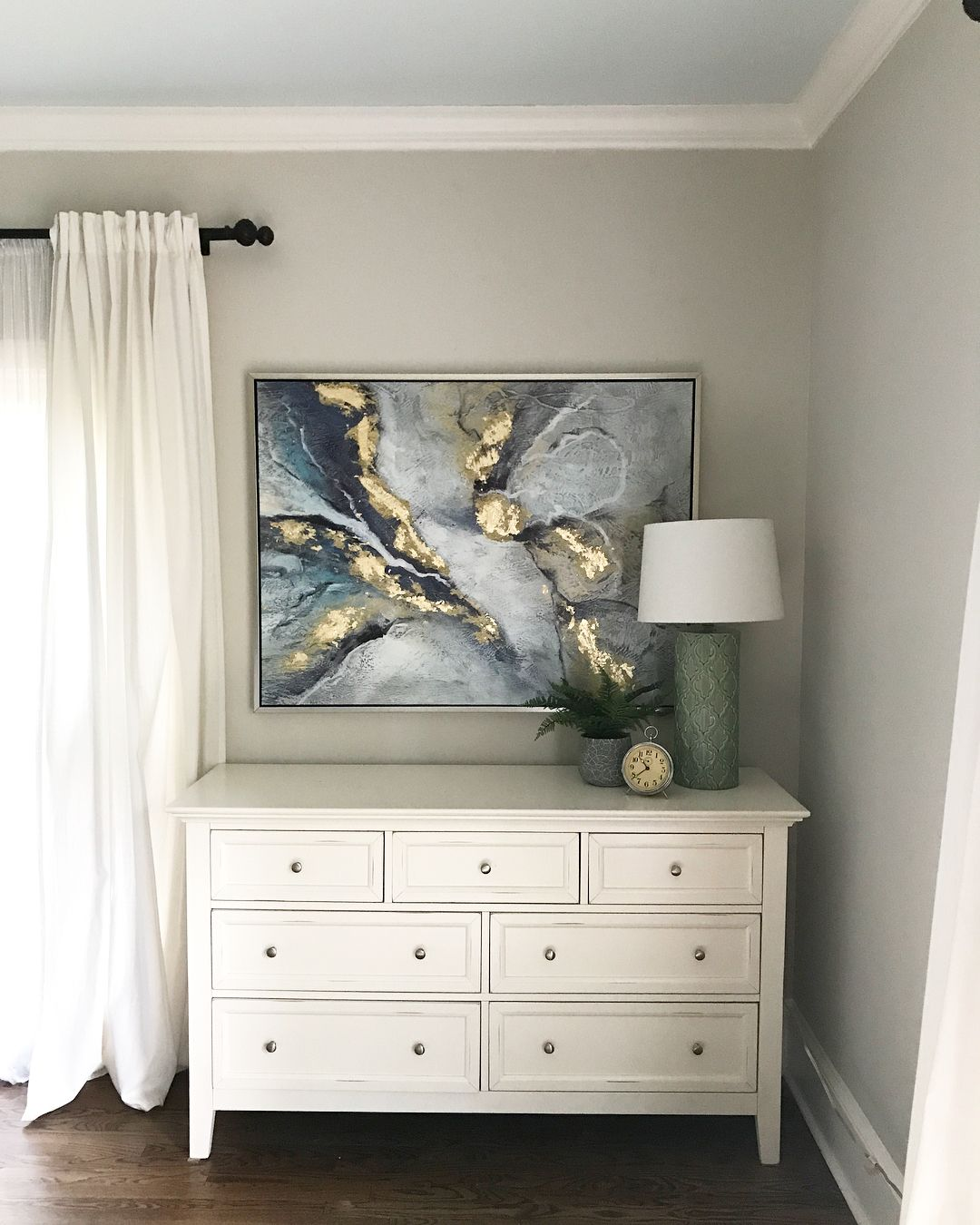 Best Benjamin Moore Edgecomb Gray Paint Color Ideas Interior Paint Colors For Living Room Paint 640 x 480