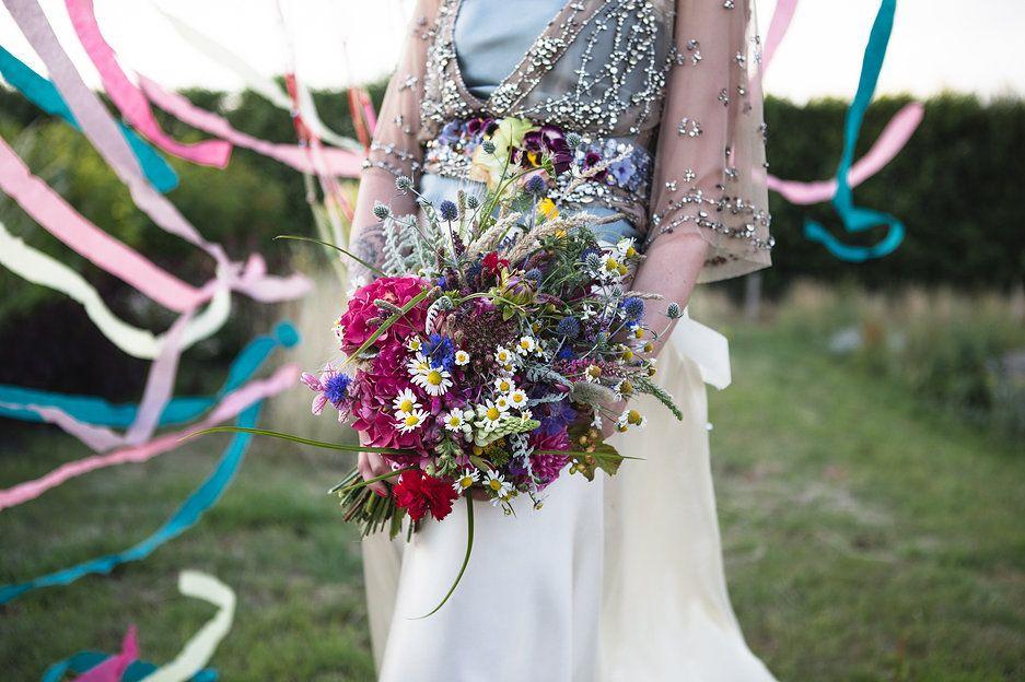Alternative Wedding Flowers Kent London South East Fearless Fls Portfolio