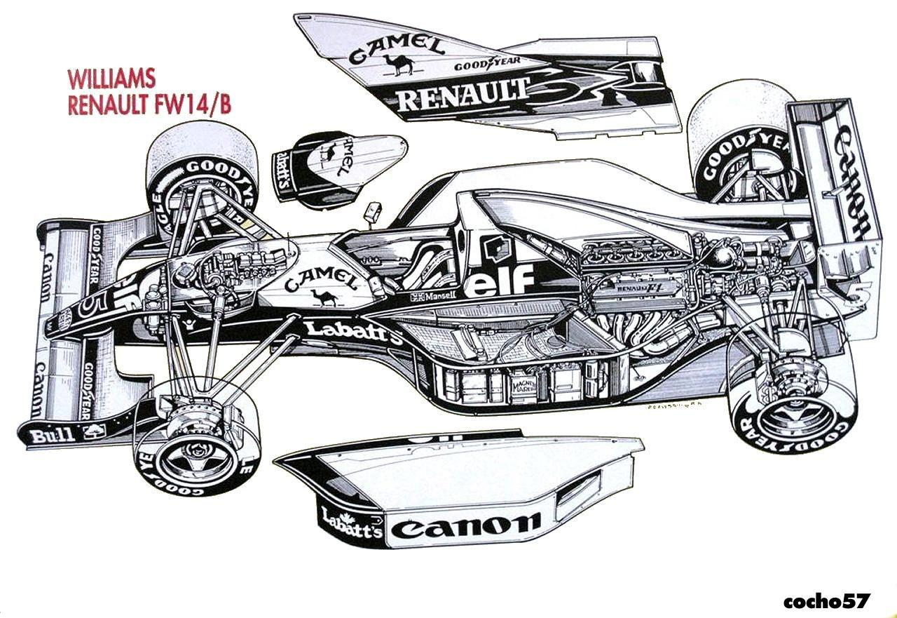Ron Franci Wiring Race Car