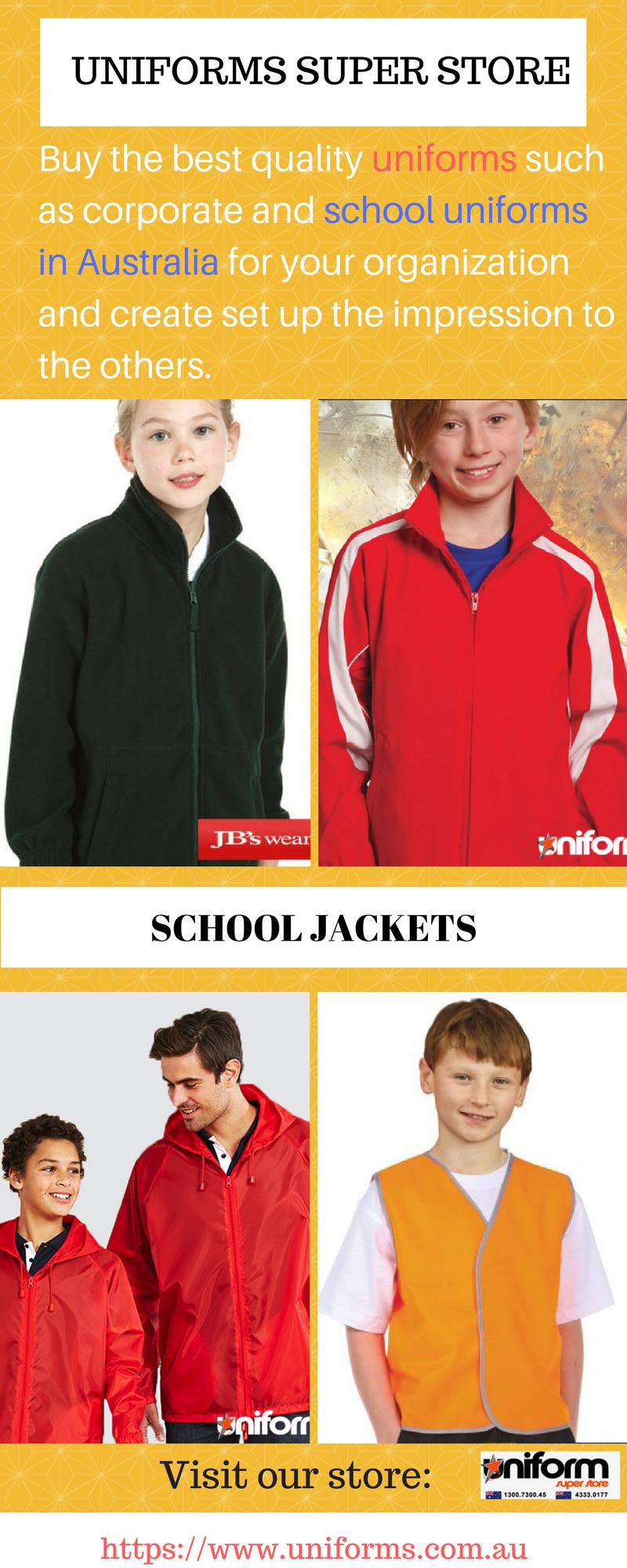 Uniform Super Store School uniform, Uniform, Hospitality
