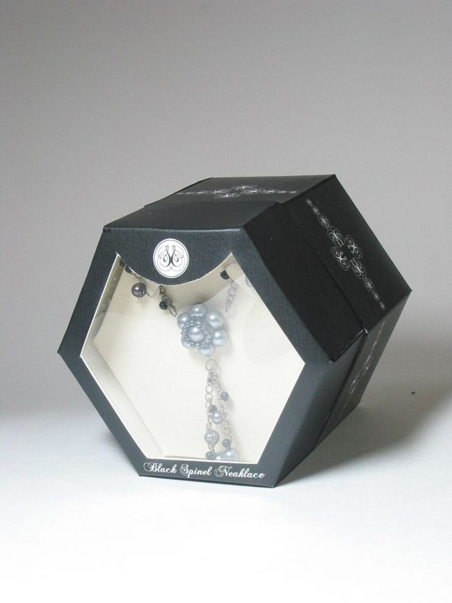 SS Jewelry Box On Packaging Of The World