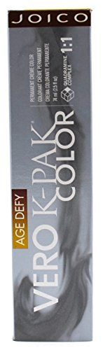JOICO AGE DEFY VERO K-PACK COLOR 5BG  MEDIUM BROWN GOLD 2.5 OZ *** Visit the image link more details.