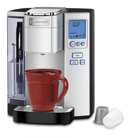 Cuisinart SS 10 Premium Single Serve Coffeemaker Stainless Steel #1: dfc1aa daa25dc06a09b9a38d155
