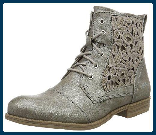Mustang Damen Stiefel Combat Boots