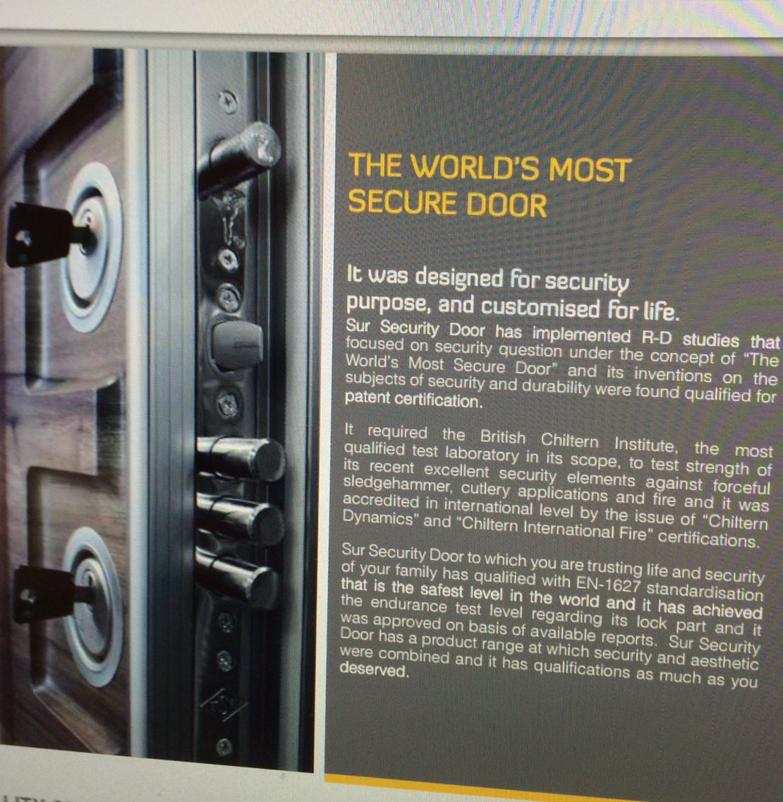 Discover Ideas About Security Door