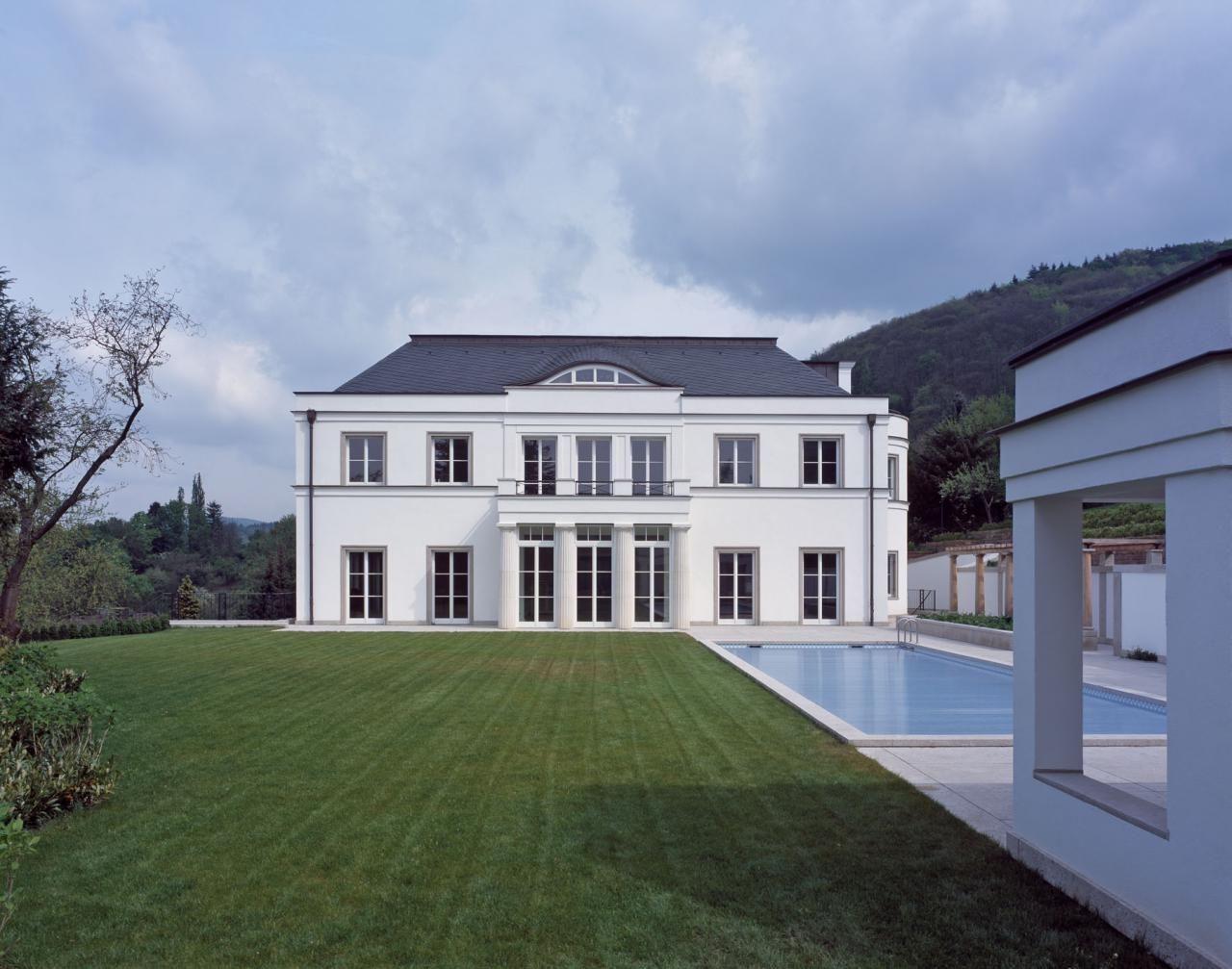 Haus a in heidelberg petra und paul kahlfeldt for Innenarchitektur heidelberg