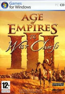 Age Of Empires Iii The War Chiefs Expansion Released 6 12 07