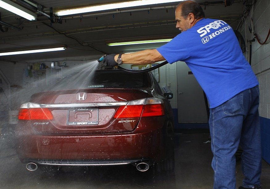 What can a car wash tell us about the UK's productivity?