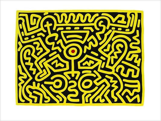 Keith Haring 'Untitled'