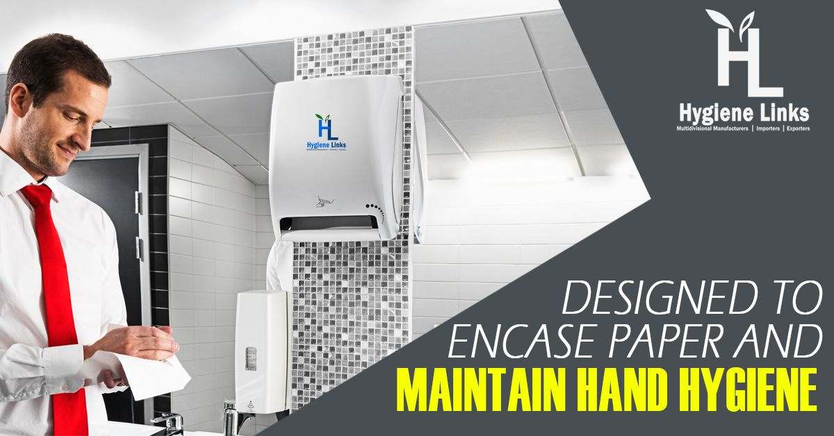 Hygiene Links Is The Best Tissue Dispenser Suppliers In Uae We