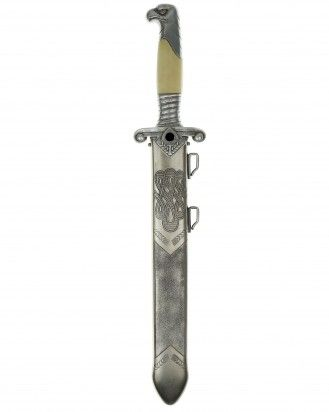 RAD Leader´s Dagger [M1937] by Carl Eickhorn Solingen  This RAD Officer's Dagger by Eickhorn is in extremely nice condition. Model 1937 for Leader. The total length is 39.8 cm. The Hewer has the maker mark on the blade: Original Eickhorn, Solingen. http://www.dg.de/en/daggers-of-the-states/rad-reichs-labour-service-daggers/rad-leaders-dagger-m1937-carl-eickhorn-solingen-1094
