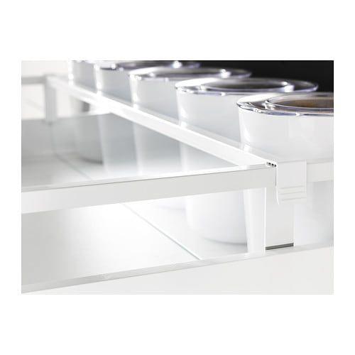 MAXIMERA Trennsteg für mittlere Schublade - weiß ...