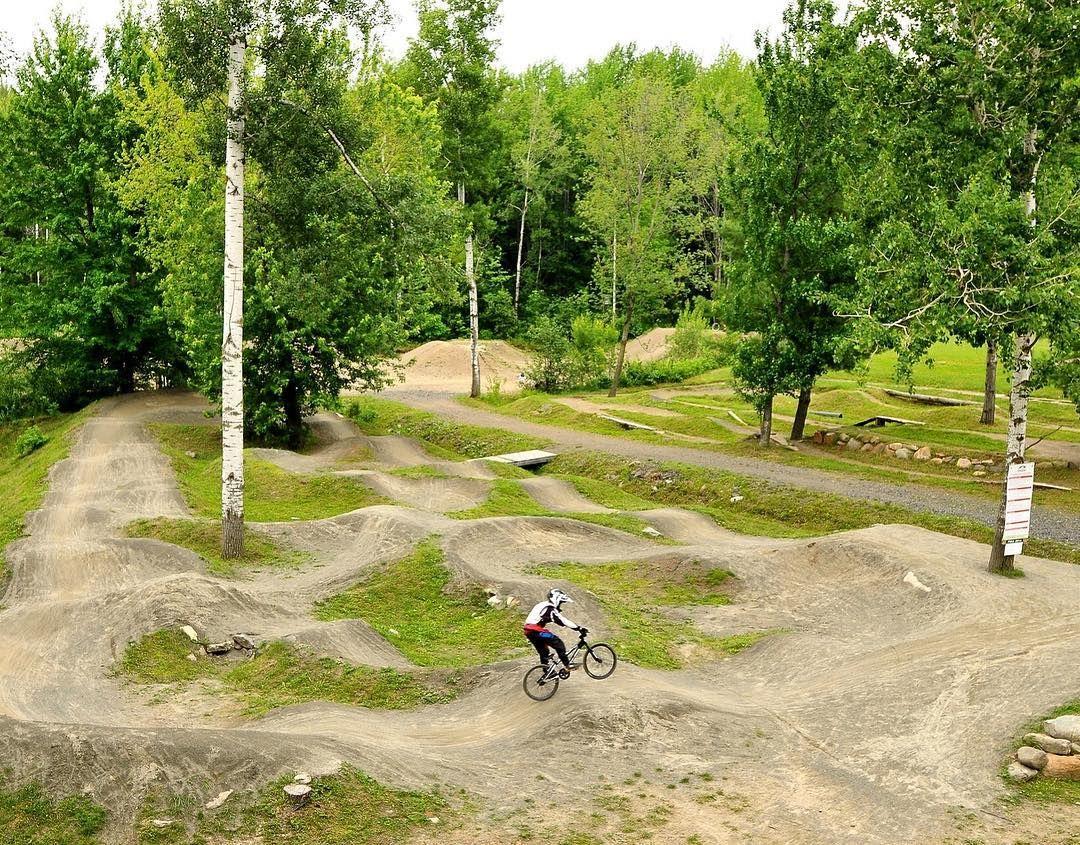 Pump Track Skills Park Bike Pump Track Dirt Bike Track Kids