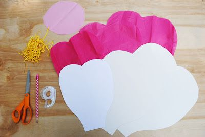 Gwynn Wasson Designs Tips Hints Giant Tissue Paper Flower