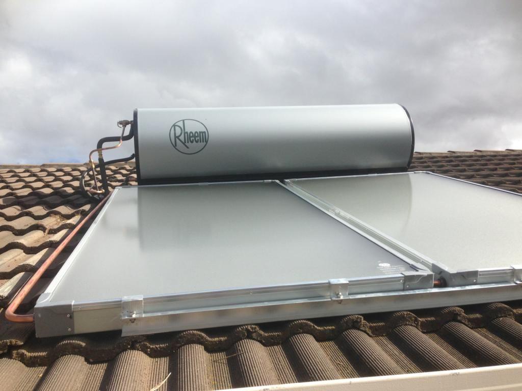 Rheem Solar Hot Water Heater Rheem Ground Mounted Solar Hot Water Premier Loline Rheem Loline S Solar Hot Water Heater Solar Hot Water System Solar Hot Water