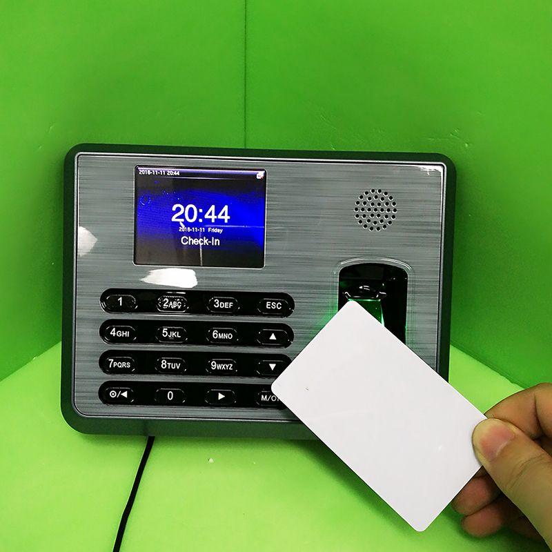 TX628 ZK Fingerprint time attendance System Employee Time Management