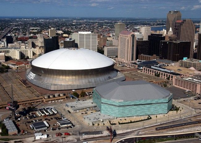 Mercedes benz superdome new orleans arena nawlin 39 s for Mercedes benz new orleans