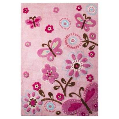 Love This Rug For Baby S Room Circo Erfly 48x70