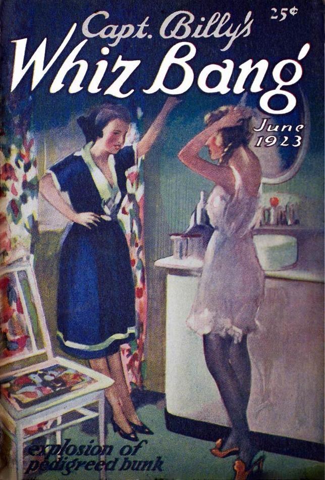 Capt. Billy's Whiz Bang 1923