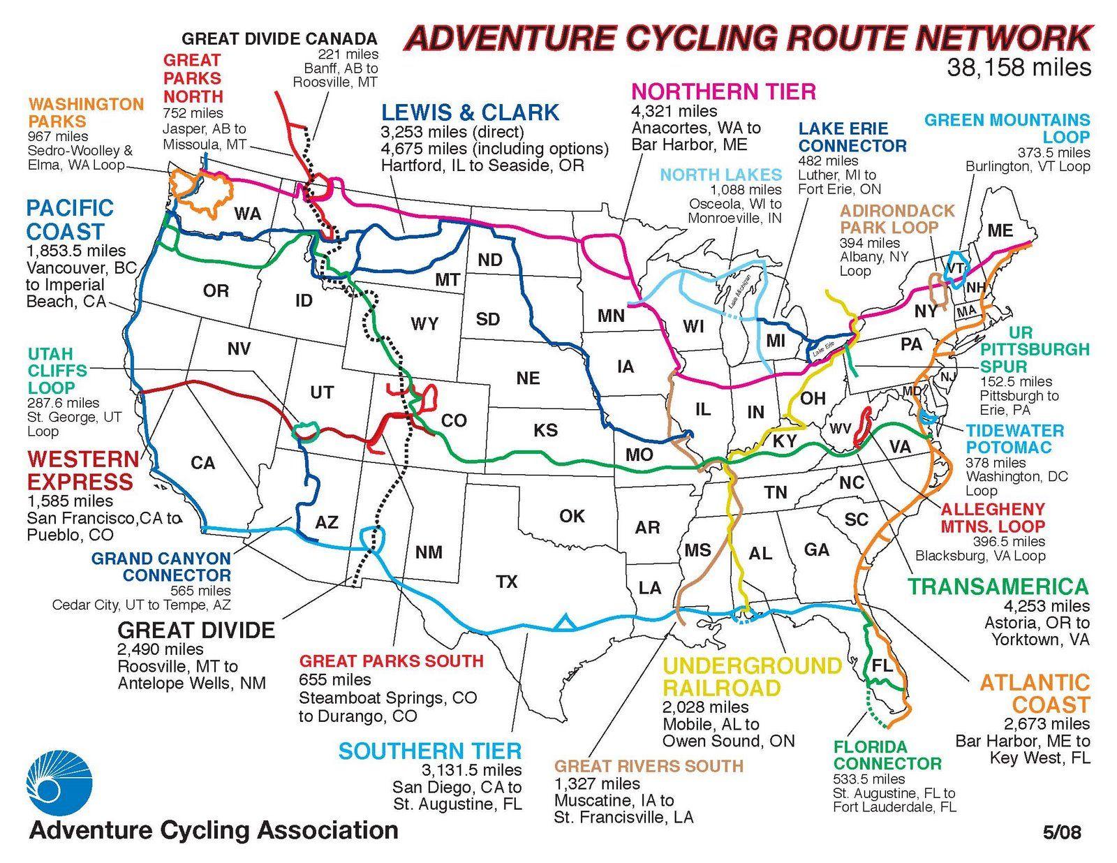 how to make a bike trail